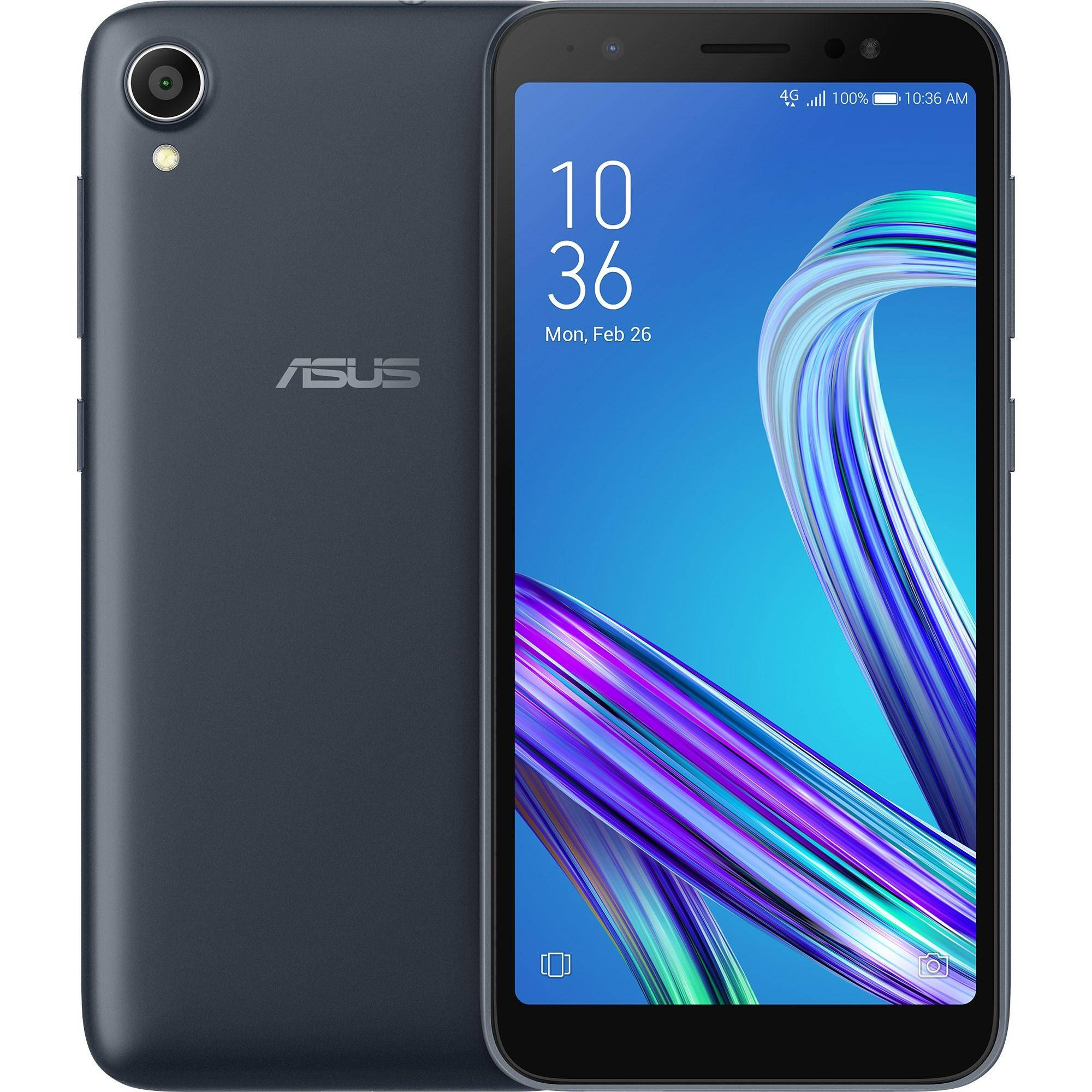 "ASUS ZenFone ZA550KL-4A001EU smartphone 14 cm (5.5"") 2 Go 16 Go Double SIM 4G Noir 3000 mAh"