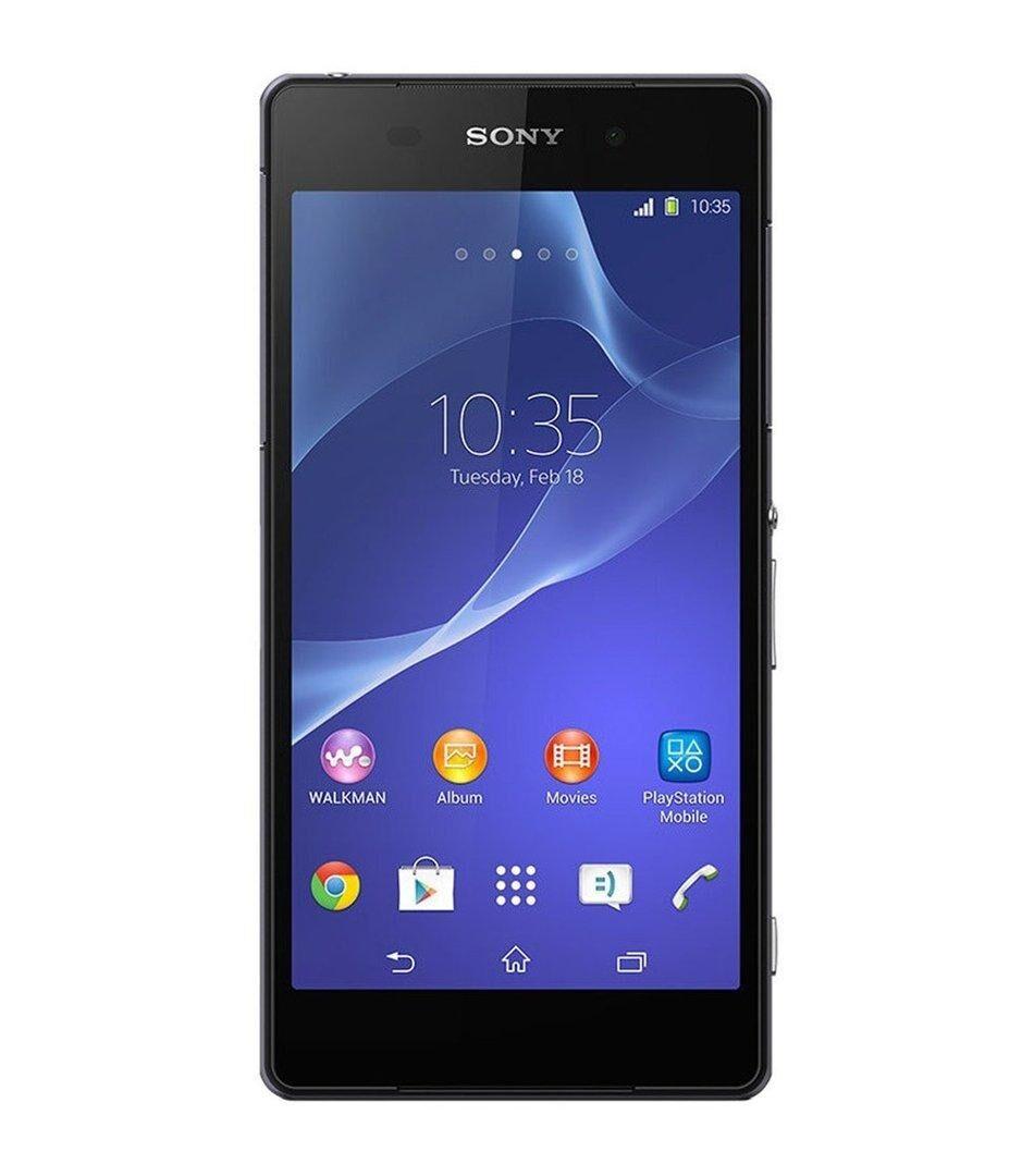 SONY Xperia Z2 - 16 Go - Noir - Smartphone