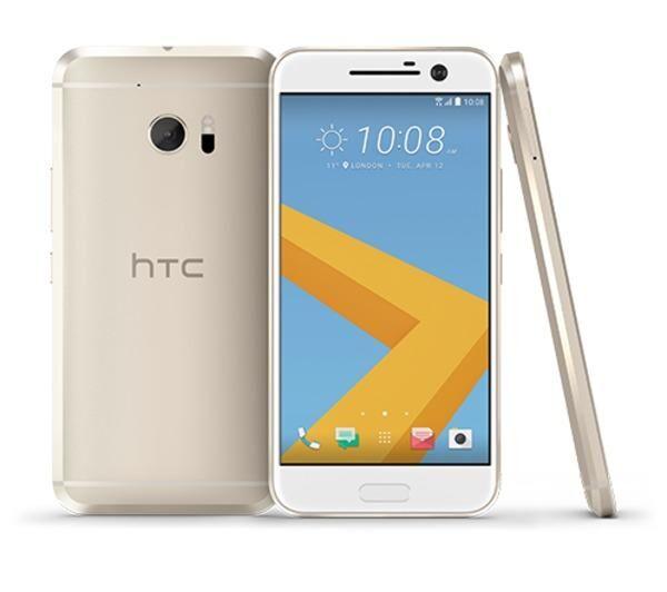 HTC 10 - 32 Go - Or Topaze - Smartphone