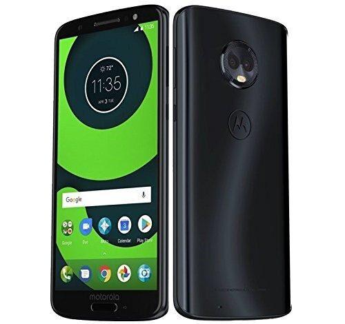 MOTOROLA Moto G6 Plus - 64 Go - Deep indigo - Smartphone Dual SIM