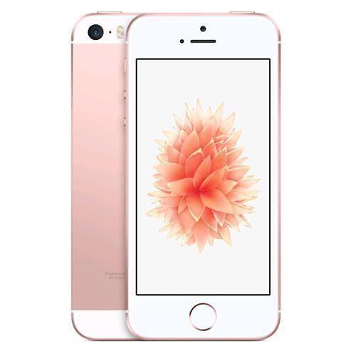 APPLE iPhone SE - 64 Go - Rose Gold