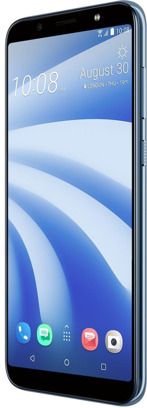 """HTC U12 Life 15,2 cm (6"""") 4 Go 64 Go Double SIM 4G Bleu 3600 mAh"""