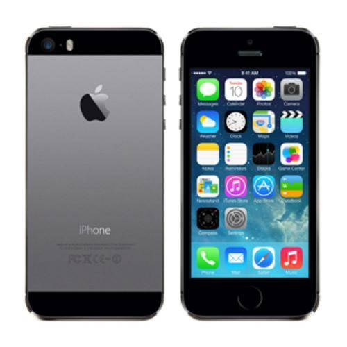 APPLE Smartphone iPhone 5s 16 Go Gris Sidéral