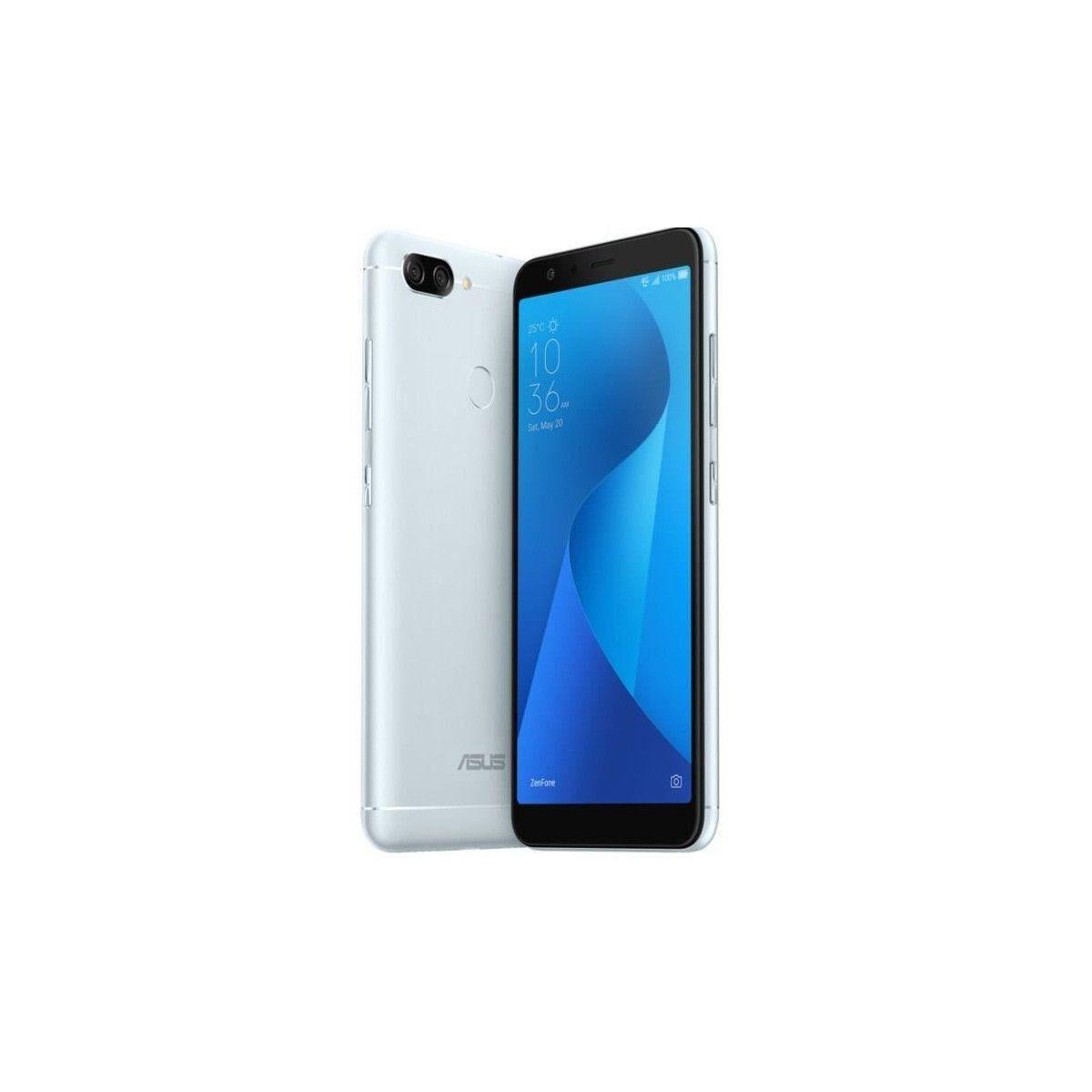 ASUS Zenfone Max Plus M1 Bleu