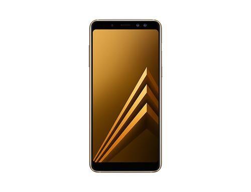 """SAMSUNG Galaxy A8 SM-A530F/DS 14,2 cm (5.6"""") 4 Go 32 Go Double SIM hybride 4G Noir, Or 3000 mAh"""