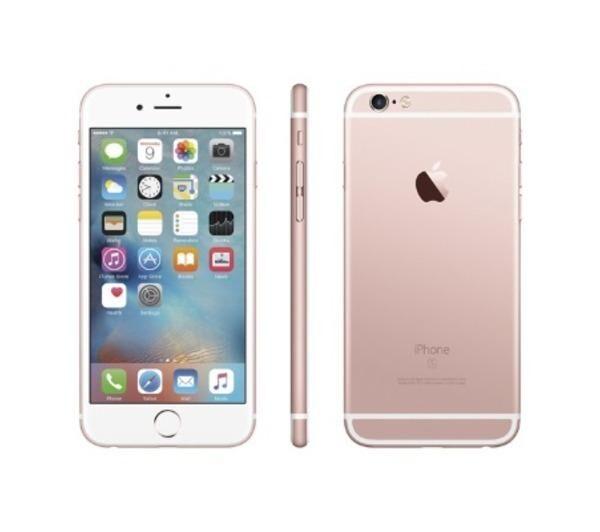 APPLE iPhone 6s Rose Gold 64 Go