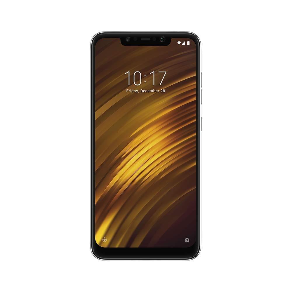 XIAOMI Pocophone F1 - 64 Go - Noir graphite - Smartphone Dual SIM