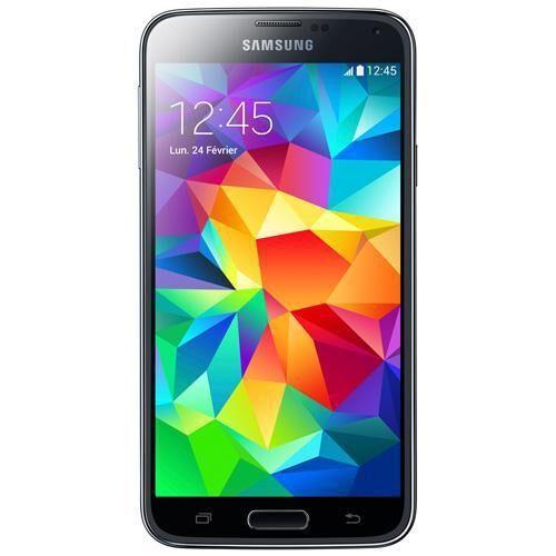 SAMSUNG Galaxy S5 - 16Go - Noir - Smartphone
