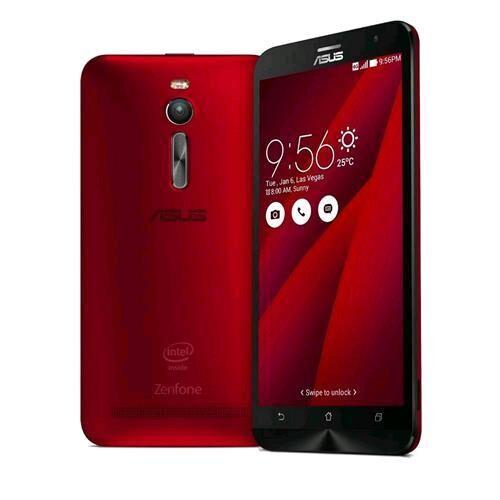 ASUS ZenFone 2 ZE551ML - 32 Go - rouge - Smartphone