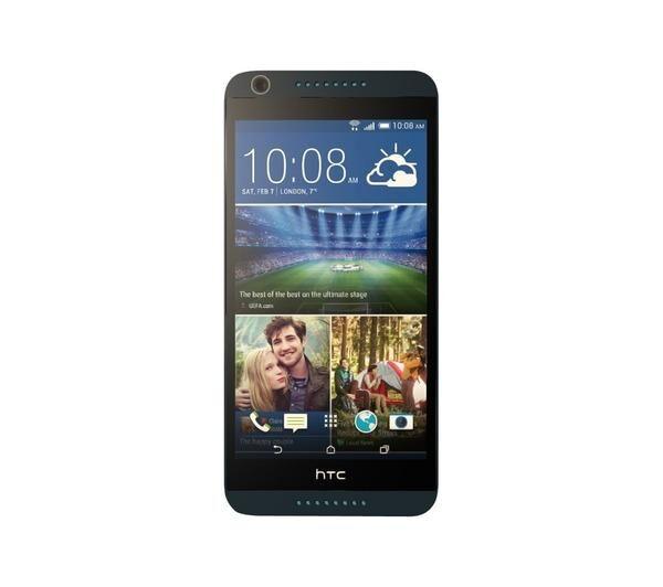 HTC Desire 626G - Bleu lagon - 8 Go - Smartphone Dual SIM