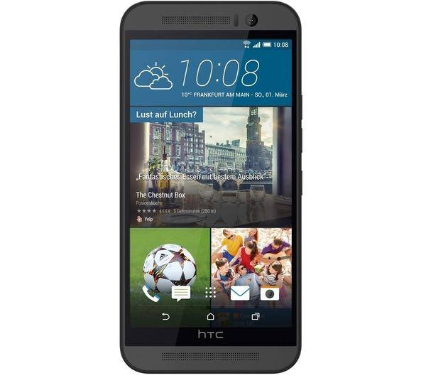 HTC One M9 - Noir - 4G - 32 Go - Smartphone