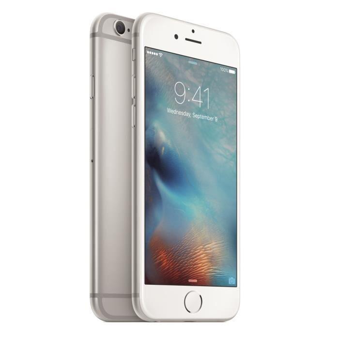 APPLE iPhone 6s Plus - 16 Go - Argent