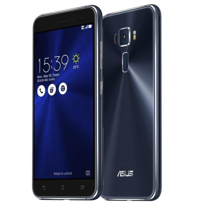 ASUS Zenfone 3 - 32 Go - Noir - Smartphone