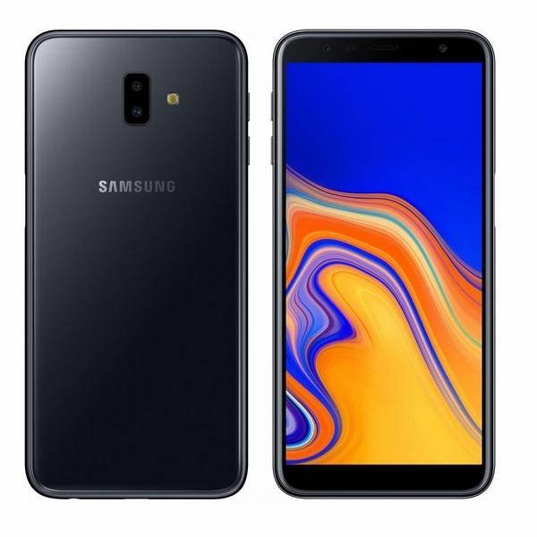 SAMSUNG Galaxy J6 Plus J610F (2018) 3Go de RAM / 32Go Double Sim Noir