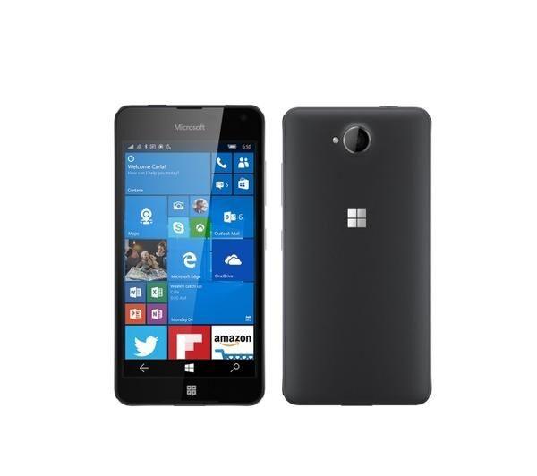 MICROSOFT Lumia 650 LTE noir débloqué