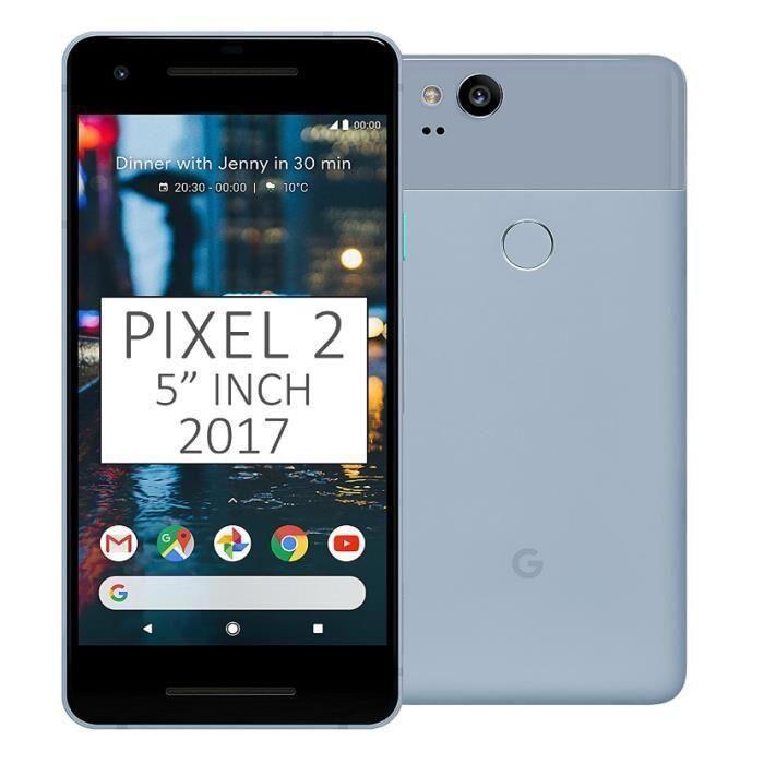 GOOGLE Pixel 2 64Go Bleu