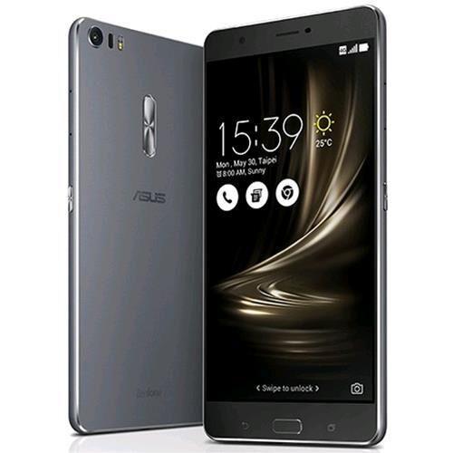 ASUS Zenfone 3 Deluxe - 64 Go - Titanium gray - Smartphone