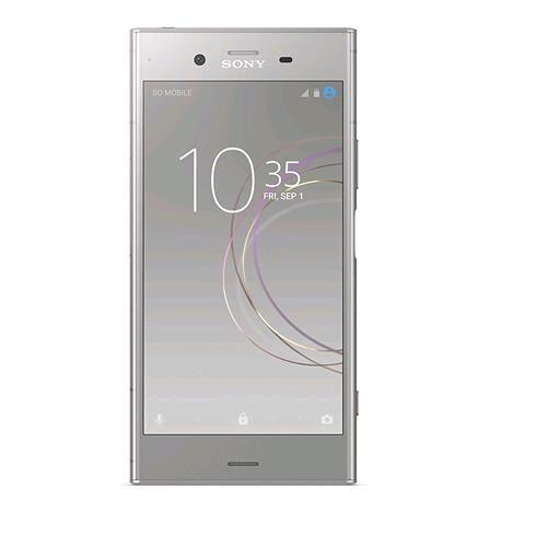 SONY Xperia XZ1 - 64 Go - Warm Silver - Smartphone