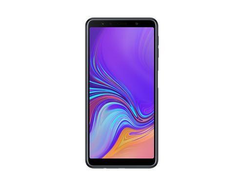 SAMSUNG Galaxy A7 (2018) - 64 Go - Double SIM - Noir