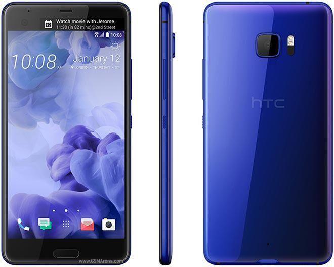 HTC U Ultra - 64 Go - Bleu - Smartphone