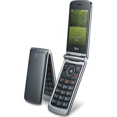 LG G351 EASY PHONE CLAMSHELL TASTI GRANDI ITALIA TITAN
