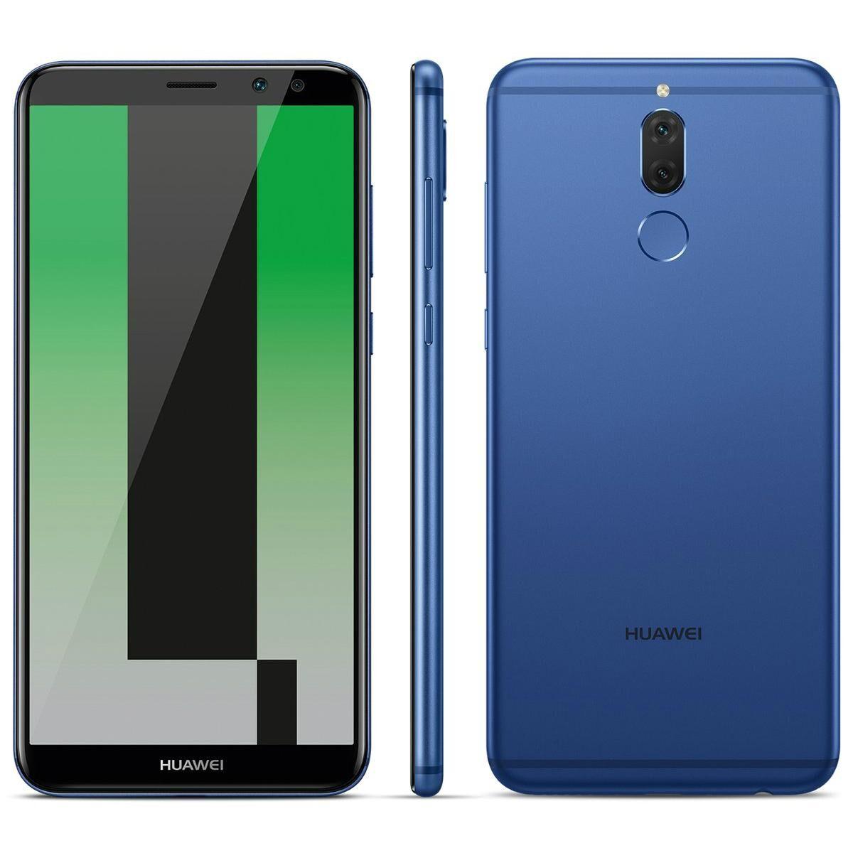 HUAWEI Mate 10 Lite - 64 Go - Bleu - Smartphone Dual SIM