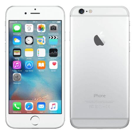 APPLE iPhone 6 64 Go - Argent - Débloqué
