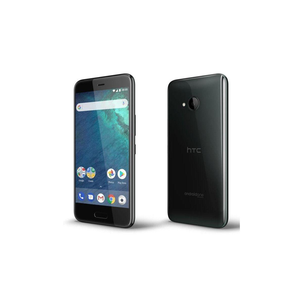 HTC U11 Life Noir Brillant 32 Go