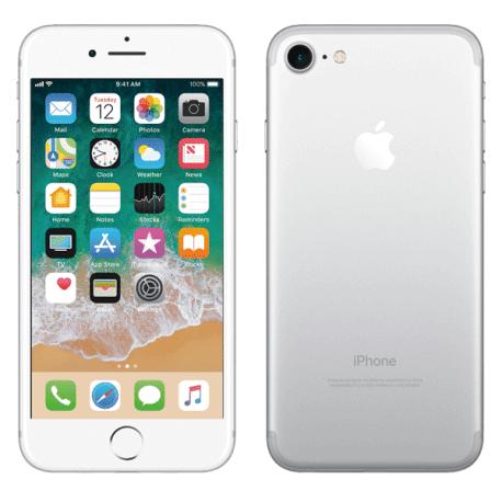 APPLE iPhone 7 32 Go - Argent - Débloqué