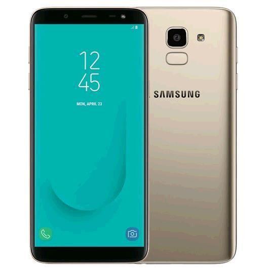 SAMSUNG Galaxy J6 SM-J600 - 32 Go - Or - Smartphone Dual SIM