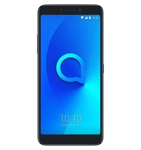 ALCATEL 3V (5099D) - Double SIM - 16 Go - Noir