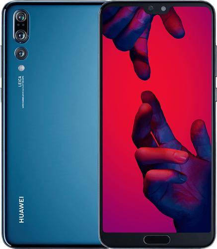 HUAWEI P20 Pro -128 Go- Double SIM Noir, Bleu