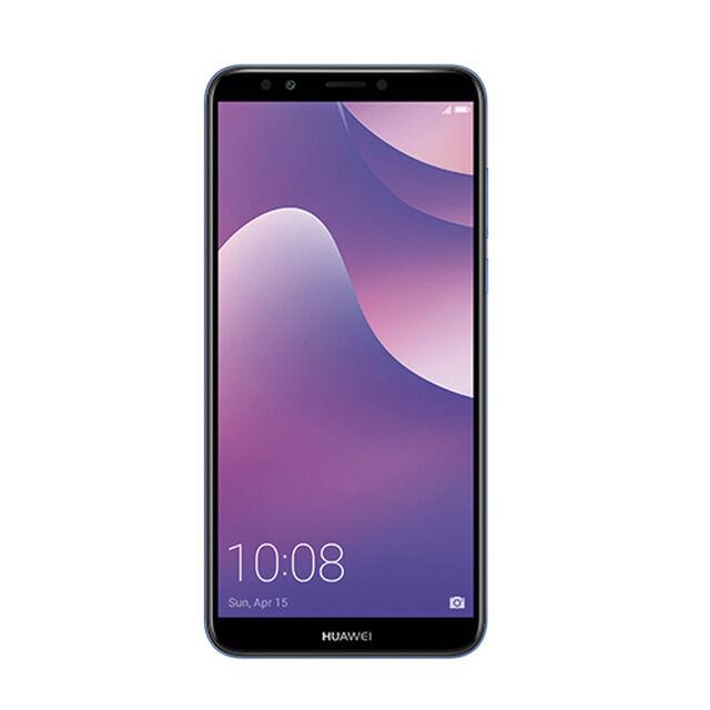 HUAWEI Y7 2018 - 16 Go - Bleu - Smartphone