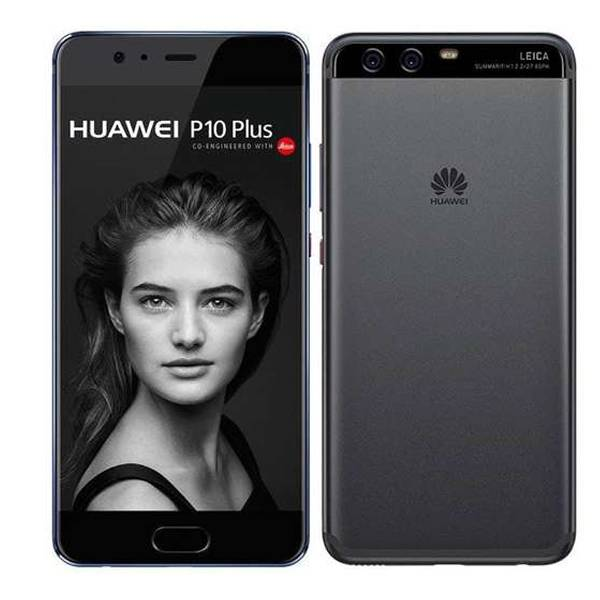 HUAWEI P10 Plus -128 Go - Noir - Smartphone
