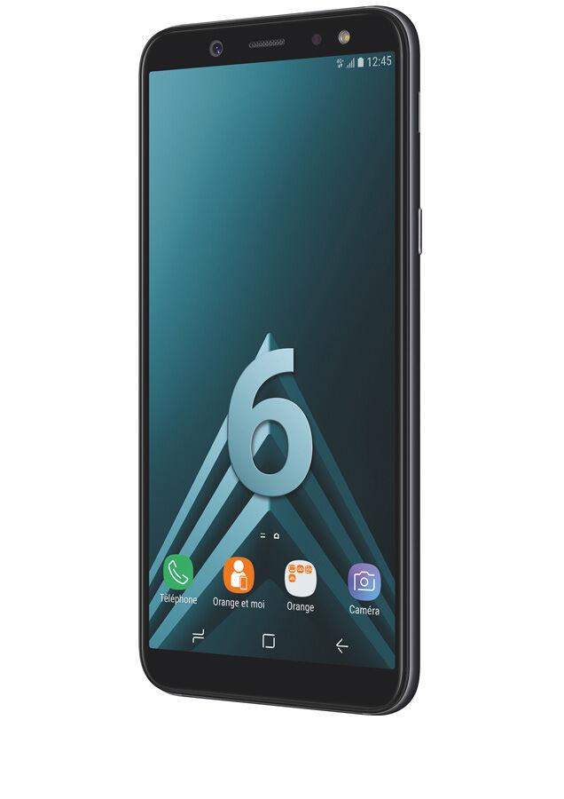 SAMSUNG Galaxy A6 (2018) A600 3Go de RAM / 32Go Double Sim Noir