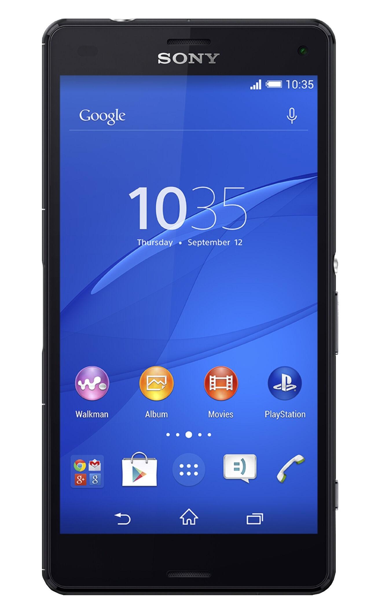 SONY Xperia Z3 Compact - 16 Go - 4G - Noir - Smartphone