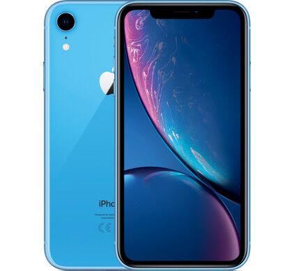 APPLE iPhone XR - 64 Go - Bleu