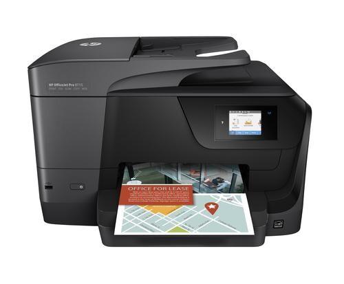 HP OfficeJet Pro Imprimante tout-en-un Pro 8715