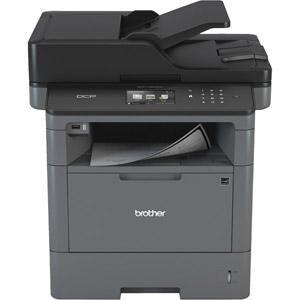 BROTHER Imprimante Multifonction DCP-L5500DN laser monochrome 3-en-1 Recto-verso (USB 2.0/Ethernet)