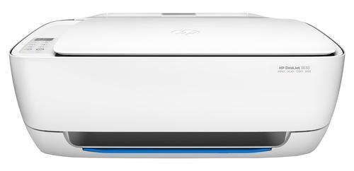 HP DeskJet 3630 A jet d'encre thermique 8,5 ppm 4800 x 1200 DPI A4 Wifi