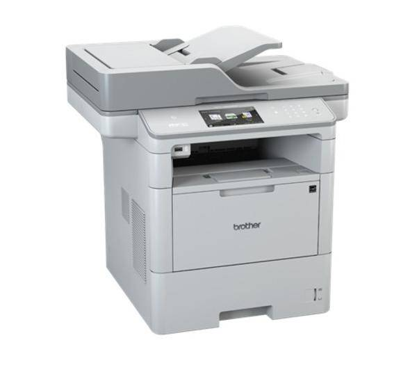 BROTHER Imprimante multifonction MFC-L6800DW laser monochrome 4-en-1 recto-verso (USB 2.0/Ethernet/Wi-Fi/NFC)