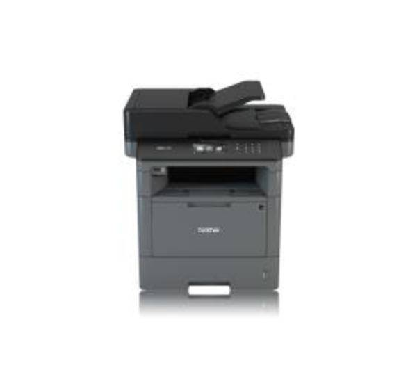 BROTHER MFC-L5700DN - Imprimante multifonctions - Noir et blanc - laser - Legal (216 x 356 mm) (original) - A4/Legal (support) - jusqu'à 40 ppm (impression) - 300 feuilles - 33.6 Kbits/s - USB 2.0, LAN, hôte USB