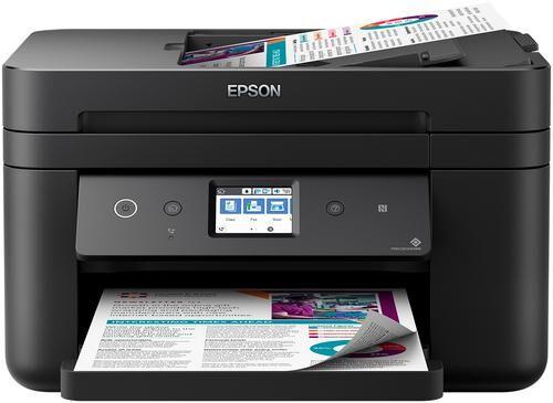 EPSON WorkForce WF-2860DWF Jet d'encre 33 ppm 4800 x 1200 DPI A4 Wifi