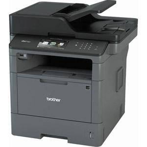 BROTHER Imprimante multifonction MFC-L5750DW laser monochrome 4-en-1 recto-verso (USB 2.0/Ethernet/Wi-Fi)