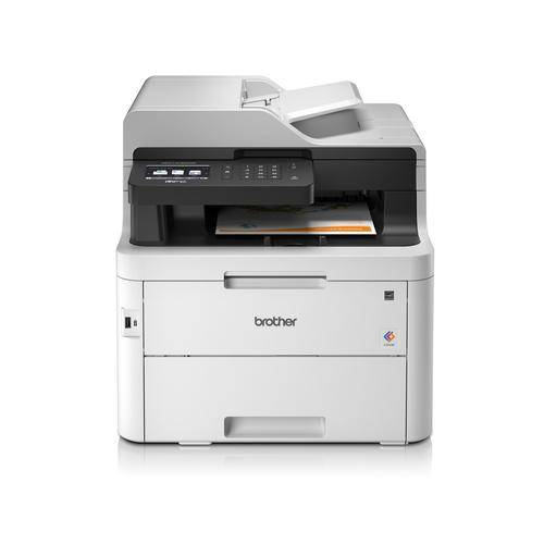 BROTHER MFC-L3750CDW multifonctionnel Laser 24 ppm 2400 x 600 DPI A4