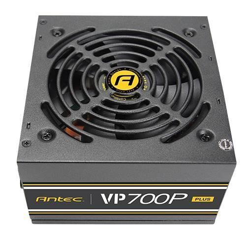 ANTEC VP700P Plus EC unité d'alimentation d'énergie 700 W ATX Noir