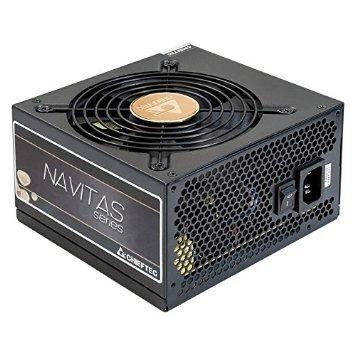 CHIEFTEC Bloc alimentation Navitas Serie GPM-550S 80 Plus Gold - 550 Watt
