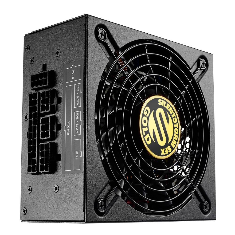 SHARKOON SilentStorm SFX Gold unité d'alimentation d'énergie 500 W Noir