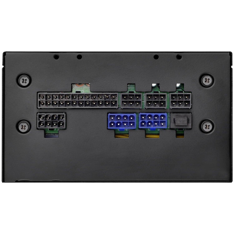 SILVERSTONE Alimentation Power Supplies SST-ST50F-PB Strider Plus Bronze modulaire - 500 Watt