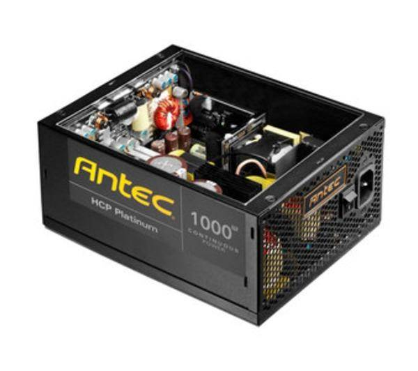 ANTEC Alimentation modulaire 1000 Watts ATX12V